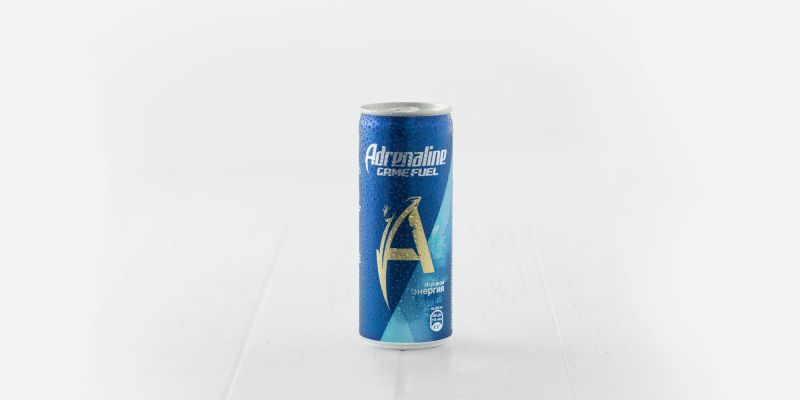 Adrenalinе Rush Game Fuel 0,25 л