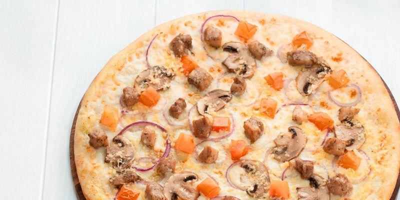 bed100dbf69cf Доставка пиццы в СПб бесплатно 24 часа. Заказать пиццу круглосуточно ...